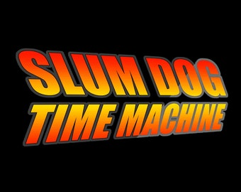 Slum Dog Time Machine t-shirt