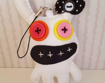 Monstre GIRLY!!! Attache Portable