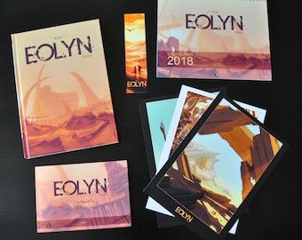 Pack Premium: Eolyn Tome 2 + bonus