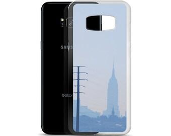 Looking into NYC Samsung Case