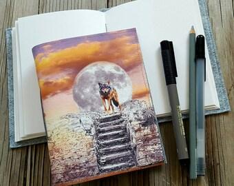 wolf spirit journal