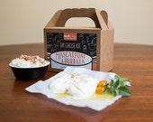 Burrata & Mascarpone DIY Cheese Kit- 8 batches (cow milk)
