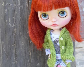 Raspberry Custom Blythe Edeadolls. Neo Blythe Meowsy Wowsy.