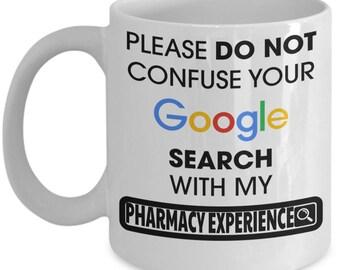 male pharmacist mug for pharmacist grad female pharmacist cup gifts for pharmacist coffee pharmacy student pharmacy graduation