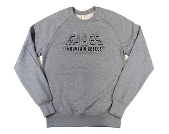 Cliffhanger: Gabe's Rescue Mens Sweatshirt