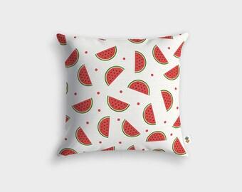 Cushion WATERMELON Design - Made in France - 45 x 45 cm