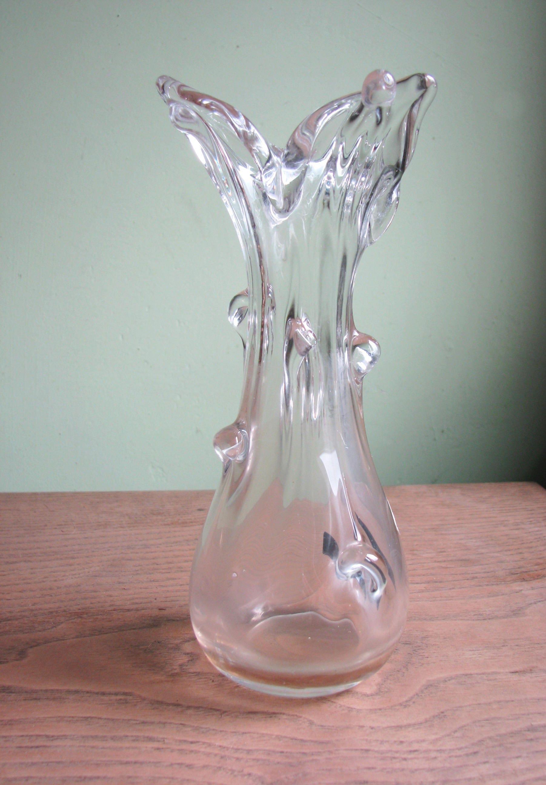 Flower vase crystal polish glass 24 pbo crystal hand made i zoom reviewsmspy