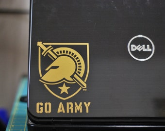 Officially Licensed Go Army West Point stickers - USMA - can be made to order - Go Army Beat Navy