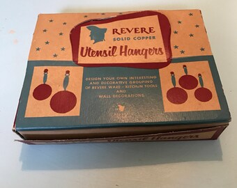 Vintage Rever cookware pot holders