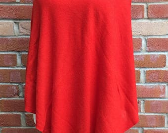 Cashmere Poncho/Eastergift/Free Shipping/Limited Offer/Promotional Week