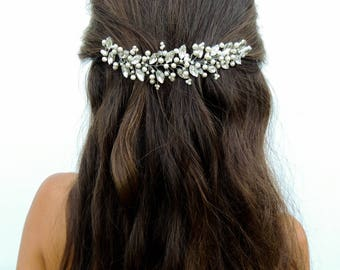 Bridal Hair Accessories, Wedding Headpiece, Hair Accessories, Wedding Headpieces, Bridal Headpiece, Bridal Halo Headpiece, Bridal Headband