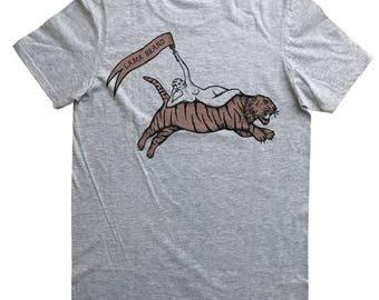 Running Tiger T-shirt