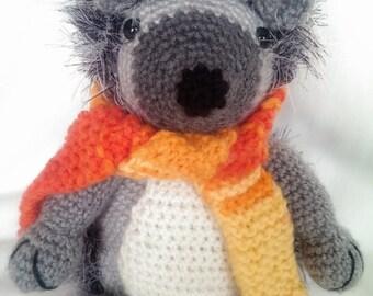 amigurumi hedgehog,crochet hedgehog,handmade hedgehog,soft toys,plushies