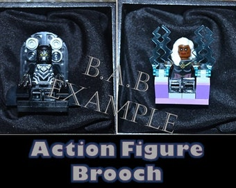 BUILD A BROOCH (B.A.B)