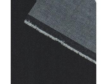 Dark Indigo 11 oz Slub Denim, Fabric By The Yard