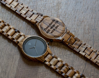 Wood Watches, black wood watch,mens watch,groom present, wedding, groomsmen, watch, Father's day, black, birthday gift, anniversary, bfb