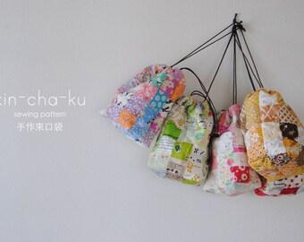 Kin-Cha-Ku PDF sewing Pattern