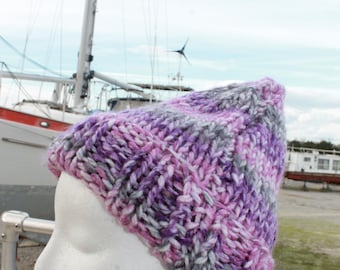 Knitted Sea Watch Cap