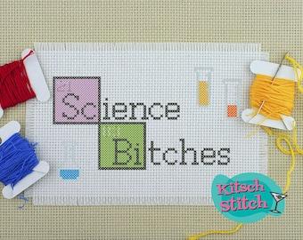 Periodic table pdf etsy digital download cross stitch pdf pattern 14 count stitch chart science urtaz Images
