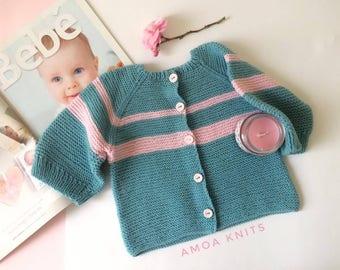 Baby Cardigan, Baby Sweater