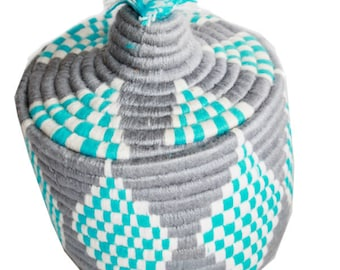 JANE woven basket