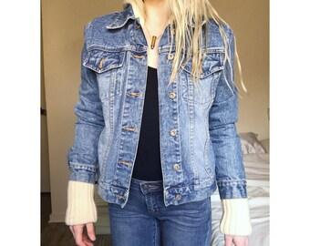 VTG Classic Faded Denim Jacket