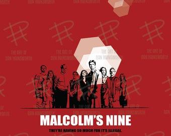 Malcolm's Nine
