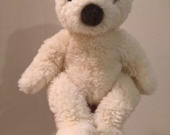 1996 TY beanie buddy fluffy Teddy bear
