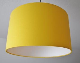 """Lampshade """"Sun Yellow"""""""