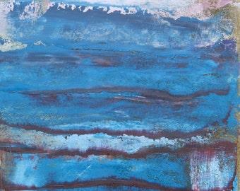 Meditate ~ Original Painting