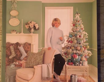 Martha Stewart Living Decorating for the Holidays Book