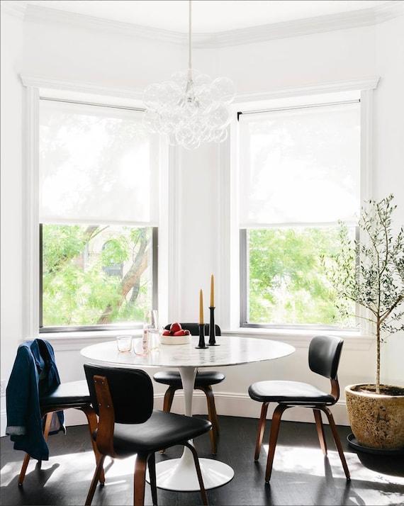 The 31 Bubble Chandelier 22 Diameter O Custom LED Lighting Dining Room Ceiling Light