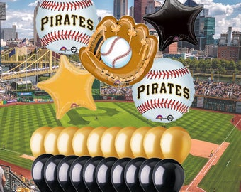 Pittsburgh Pirates Balloon Kit