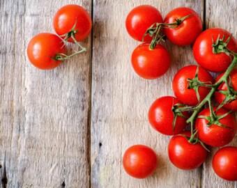 Organic Stupice Tomato Heirloom Vegetable Seeds