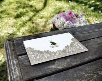 Premium Wedding Invitation by EdM