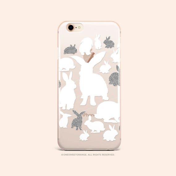 iphone x case bunny