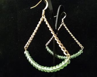 Glass Bead Earrings