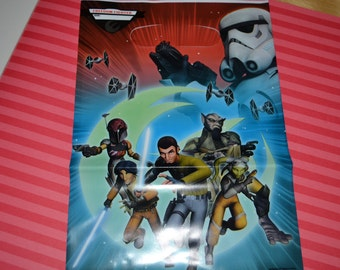 Star Wars Party Bag/Loot Bag/Star Wars Birthday Favor Bags/Star Wars Bags/Star Wars