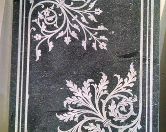 Pietro Del Cardosa Limestone Carving inlay