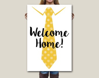 2 LDS Missionary Posters - Welcome Home Signs