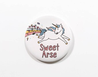 Sweet Arse Magnet | Fridge Magnets