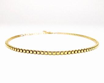 VENEZIA BOLD - chain / / silver, gold or pink gold