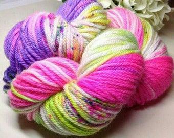 Megan's Bay, 100% Superwash Wool, Worsted Weight, 100g / 220 yds