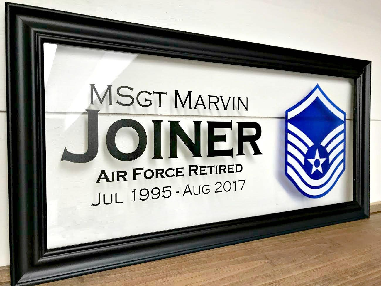 Military Retirement Air Force Gifts Airforce Gifts Air