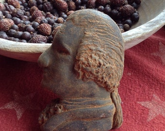 Blackened Beeswax  George Washington #204