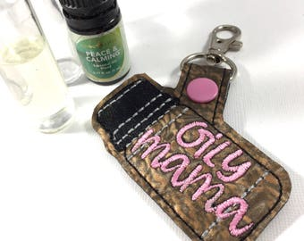 Essential Oil keyfob - keychain for eo lovers- essential oils - essential oil gifts -essential oil distributor -accessories
