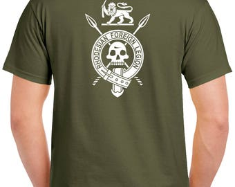 Pineland Special Forces 2 Sided T-Shirt 0906-2 duYvAc0