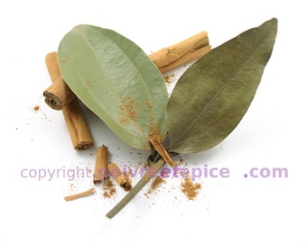 CINNAMON LEAF,  whole