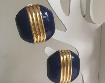 Ciner Earrings 80's
