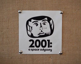 2001: A Space Odyssey Decal